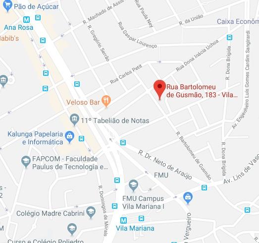 maps consultorio